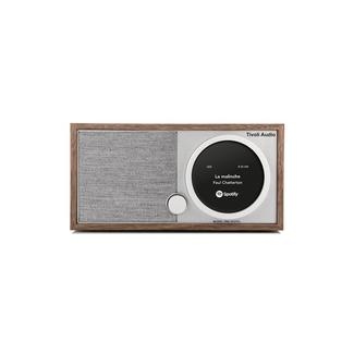 Rádio Tivoli Audio Model One Digital com Wi-Fi – Walnut/Grey