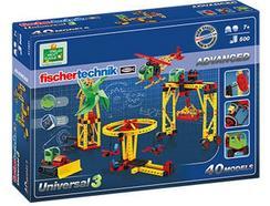 Construção Robótica FISCHERTECHNIK Universal 3