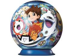 Puzzle 3D RUNADRAKE Relógio Yo-Kai (Idade Mínima: 6 – 72 Peças)