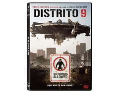 DVD Distrito 9