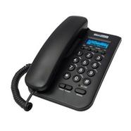 Telefone Fixo MAXCOM KXT100 Preto