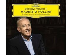 CD Maurizio Pollini – Debussy: Préludes (Book II)