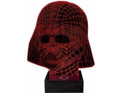 Candeeiro 3D USB STAR WARS Darth Vader