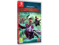 Jogo Nintendo Switch Dragons Dawn of New Riders (M7)