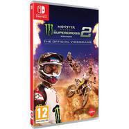 Jogo Nintendo Switch Monster Energy Supercross: The Official Videogame 2