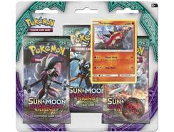 Packs Cartas POKÉMON Sun & Moon Guardians Rising