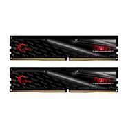 G.SKILL Fortis 16GB (2x8GB) DDR4-2133MHz CL15 Pretas