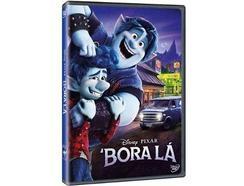 DVD 'BORA LA