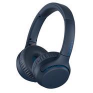 Auscultadores Bluetooth SONY WHXB700L (On Ear – Microfone – Atende Chamadas – Azul)