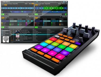 Controlador DJ NATIVE INSTRUMENTS Kontrol F1