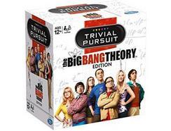 Jogo Tabuleiro Trivial Pursuit: Edição The Big Bang Theory