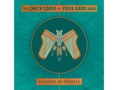 Vinil LP Chick Corea/Steve Gadd Band – Chinese Butterfly