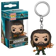 Porta-chaves FUNKO Pocket Pop!: DC Aquaman – Aquaman