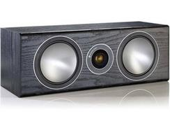 Coluna MONITOR AUDIO Bronze Central Preto