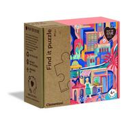Play For Future – Find it Puzzle Doce Cidade