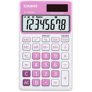 Calculadora Basica CASIO SL 300NC Rosa