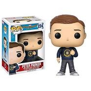 Figura FUNKO Pop! Bobble: Marvel: Spider-Man Homecoming Peter Parker