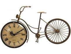 Relógio Mesa ITEM Metal Bicicleta