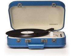Gira-Discos BT CROSLEY Coupe Azul