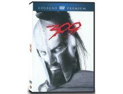 DVD 300 Edição Especial
