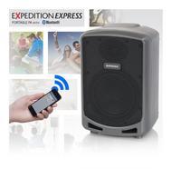 Coluna c/ Microfone SAMSON Expedit Express