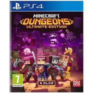 Minecraft Dungeons: Ultimate Edition – PS4