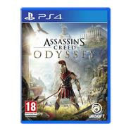 Jogo PS4 Assassin's Creed Odyssey (Day One Edition)