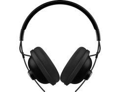 Auscultadores Bluetooth PANASONIC Retro RP-HTX80BE-K em Preto