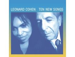 CD Leonard Cohen-Ten New Songs