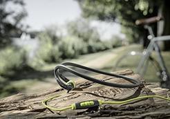 Auriculares com Cabo (In Ear – Microfone – Atende Chamadas – Verde)