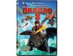 DVD Como Treinares o teu Dragão 2