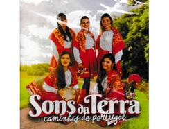 CD Sons da Terra – Caminhos de Portugal
