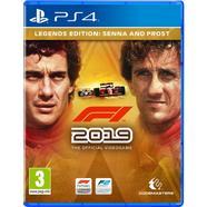 Jogo PS4 Formula 1 2019 Legends Edition Senna & Prost (Corridas – M3)