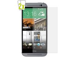 Pack 2 Películas Simples ARTWIZZ ScratchStopper HTC M8, M8s