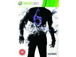 Jogo Xbox 360 Resident Evil 6 (Steelbook Edition)