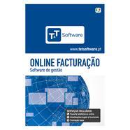Cartão T&T Software Online Facturação Software de Gestão