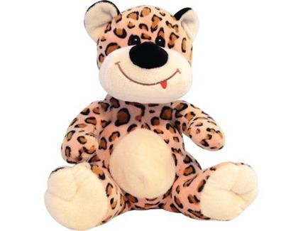 Peluche SCIENCE4YOU Animals4You Leopardo