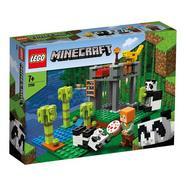 LEGO Minecraft – A Creche dos Pandas