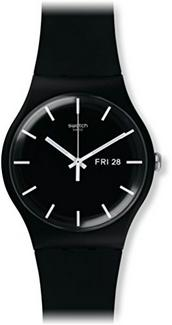 Swatch Relógio Quartz para Mulher com Bracelete de Silicone – SUOB720
