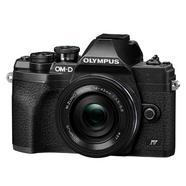 Kit Câmara Olympus OM-D E-M10 Mark IV + Objetiva 14-42MM F/3.5-5.6 ED EZ – Preto