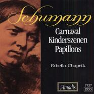 CD Schumann – Carnaval/Kinderscenen/Papil