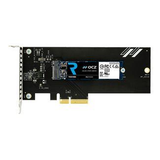 SSD Toshiba OCZ RD400 512GB NVMe (c/ adaptador PCIe) MLC
