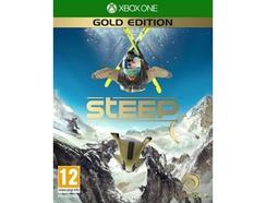 Pré-venda Jogo XBOX ONE Steep X Games Gold Edition