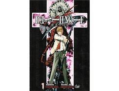 Manga Death Note – Aborrecidos de Tsugumi Ohba e Takeshi Obata