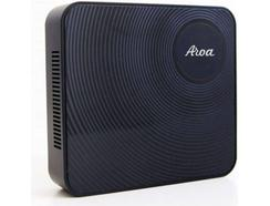 Mini PC TSUNAMI Aroa Z – COMPMDTTSUAROAZ (Intel Celeron N3450, RAM: 4 GB, 64 GB eMMC, Intel HD 500)