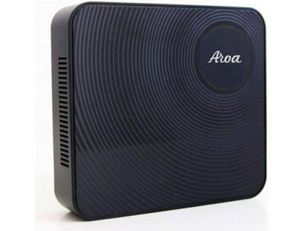 Mini PC TSUNAMI Aroa Z – COMPMDTTSUAROAZ (Intel Celeron N3450, RAM: 4 GB, 64 GB eMMC, Intel HD 500)