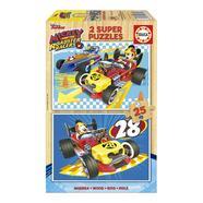 Puzzle 2×25 Mickey e os Super Pilotos