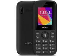 """Telemóvel Desbloqueado NOS WIKO F100 (1.8"""" – Dual SIM – Preto)"""