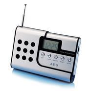 Rádio AEG DRR 4107 Prateado