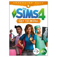 The Sims 4 Expansão Get to Work – PC